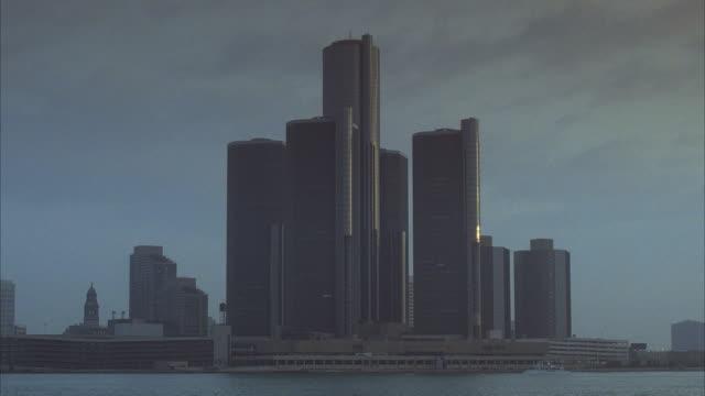 MS, Renaissance Center, Detroit, Michigan, USA