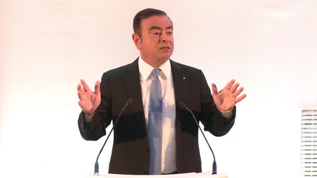 Renault CEO Carlos Ghosn says that electric cars will amount to 50 % of Renault's production in 2022