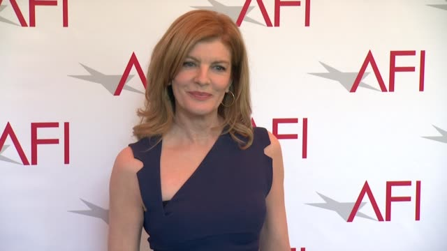 rene russo at 2015 afi awards luncheon at the four seasons hotel on january 09, 2015 in beverly hills, california. - four seasons hotel stock videos & royalty-free footage
