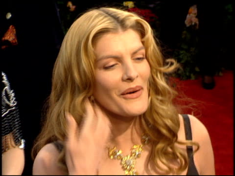 Rene Russo at the 1995 Academy Awards Arrivals at the Shrine Auditorium in Los Angeles California on March 27 1995