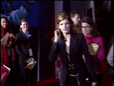 Rene Russo at the 'Miracle' Premiere at the El Capitan Theatre in Hollywood California on February 2 2004