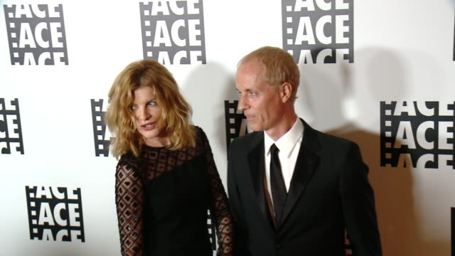Rene Russo Dan Gilroy at 65th Annual ACE Eddie Awards in Los Angeles CA