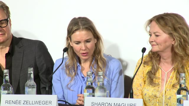 renée zellweger on returning to the role at claridge's hotel on september 05, 2016 in london, england. - claridge's stock videos & royalty-free footage