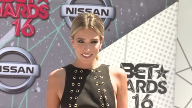 Renee Bargh at 2016 BET Awards in Los Angeles CA