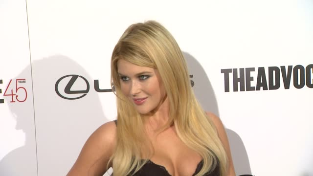 Renee Olstead at The Advocate 45th Presented By Lexus on 3/29/12 in Los Angeles CA