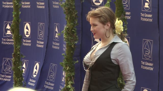 Renee Olstead at the Grammy Foundation's Starry Night Benefit at Los Angeles CA