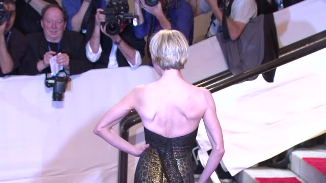 renee zellweger at the 'american woman fashioning a national identity' met gala arrivals at new york ny - renée zellweger stock videos and b-roll footage