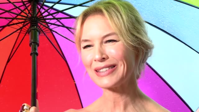 renee zellweger has revealed that it took the work of 20 people to transform her into judy garland for the star's forthcoming biopic speaking on the... - renee zellweger stock videos & royalty-free footage