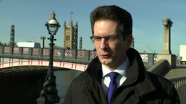 David Cameron in Brussels London Westminster EXT Steve Baker MP interview SOT herding Eurosceptics makes herding cats look very easy/ we're all...