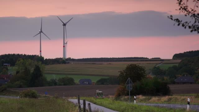 CRANE DOWN: Renewable Energy