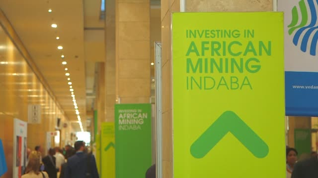 A renewed optimism coursed through South Africa's biggest annual mining conference this week as the new pro business leadership of the ruling African...