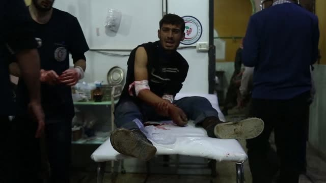 Renewed Syrian army bombardment of rebel held Eastern Ghouta outside Damascus on Monday killed 14 people despite a ceasefire deal for the region a...