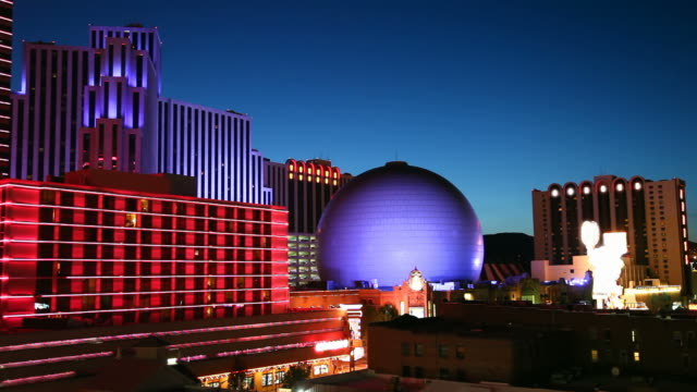reno - nevada stock-videos und b-roll-filmmaterial