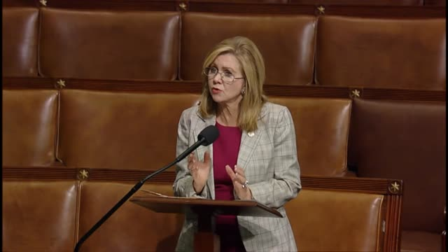 rep marsha blackburn of tennessee a member of the house energy and commerce committee who has managed abortion legislation on the floor in the past... - tennessee stock videos & royalty-free footage