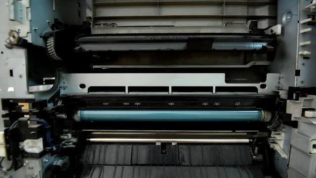 repair photocopier - photocopier stock videos and b-roll footage