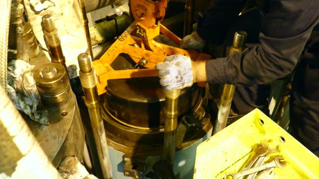 repair - piston stock videos & royalty-free footage
