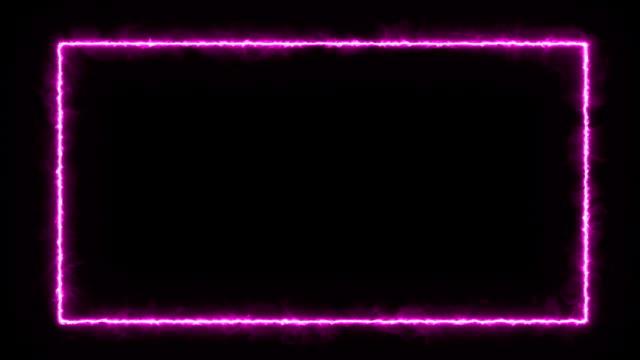レプリカント -火事/エネルギースタイルのフレーム - 特殊効果点の映像素材/bロール