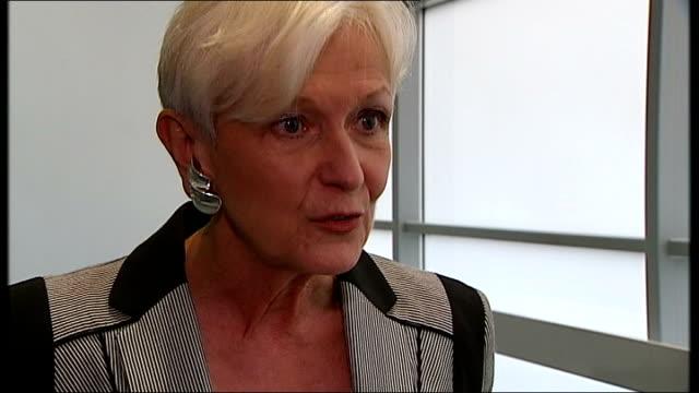 report criticises hospital treatment of elderly england london gir int jo williams interview sot - ギールフォーレスト国立公園点の映像素材/bロール