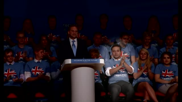 report into conservative party bullying allegations released t28091402 / tx west midlands birmingham grant shapps at podium with mark clarke sitting... - grant shapps stock videos and b-roll footage