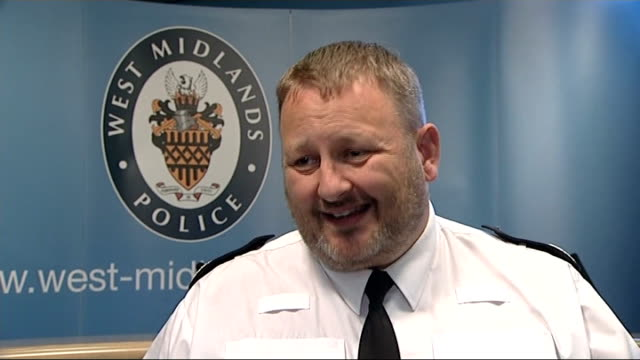 report into death of daniel pelka critical of agencies england west midlands int assistant chief constable garry forsyth interview sot sue dohany... - nursing assistant stock videos and b-roll footage