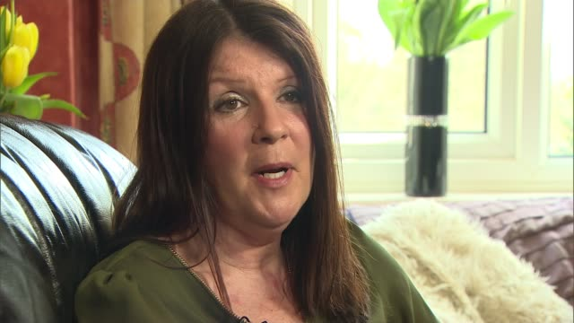 Report shows stalking victims are being failed by police INT Lorraine Mitchell interview SOT Lorraine Mitchell interview with reporter as along into...