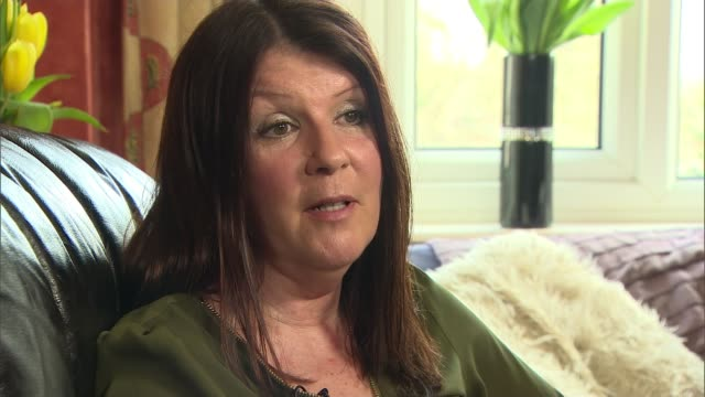Report shows stalking victims are being failed by police Lorraine Mitchell interview SOT Mitchell walking along promenade by beach Mitchell looking...