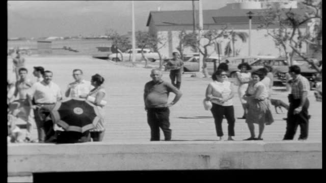 cuban refugees to usa straits cuban refugees on motor boat on journey from camarioca to key west usa florida key west key west harbour various of... - west indies stock videos & royalty-free footage