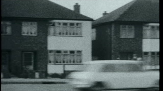 sandie shaw london dagenham ext * * music heard during the following shots sot * * various of sandie shaw's mother's house ends - dagenham stock videos & royalty-free footage
