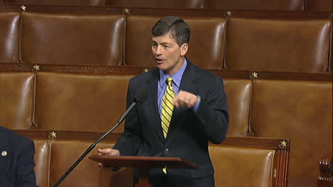 representative jeb hensarling of texas talks about the national debt in relation to the budget control act of 2011, shortly before the act is passed... - united states and (politics or government) stock videos & royalty-free footage