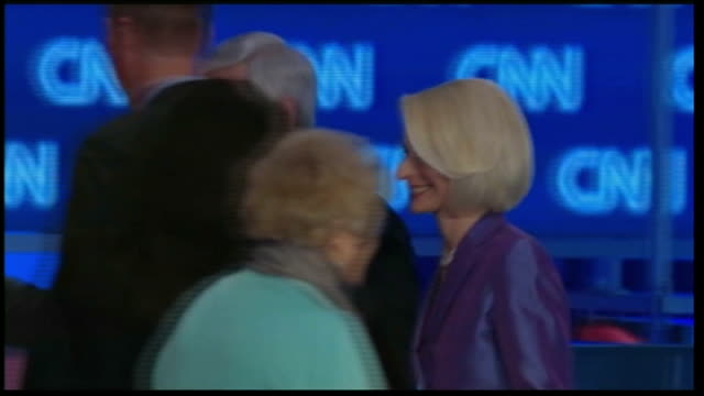 Republican Party presidential nominations Newt Gingrich favourite to win South Carolina primary Newt Gingrich his wife Callista Gingrich chatting...