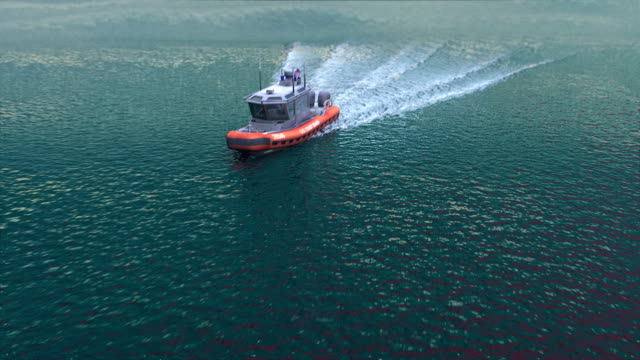rescue boat - rescue stock videos & royalty-free footage