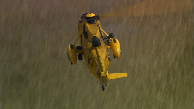 rescue helicopter - military helicopter stock videos and b-roll footage