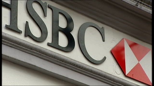 Rescue plan to be agreed in Congress HSBC bank high street branch