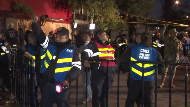 KTLA Rescue teams raise their fists for complete silence As They Search for Earthquake Victims On the anniversary of a deadly 80 quake that struck...