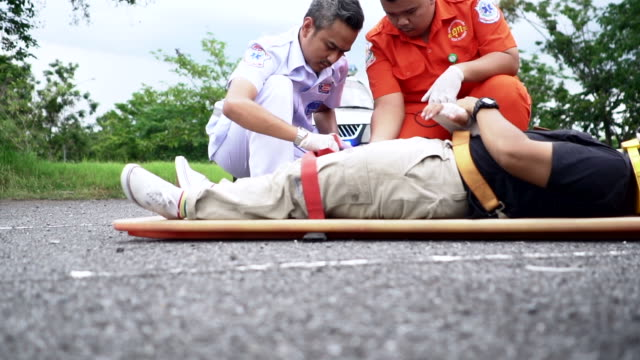 rescue - physical injury stock videos and b-roll footage