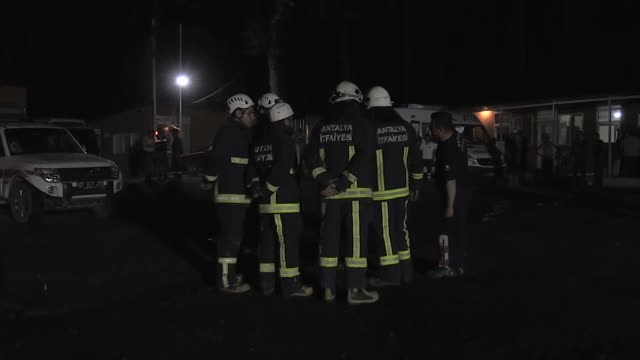 rescue workers try to evacuate trapped miners after gas explosion occurred in a coal mine in the village of ovacik in the kemer district of antalya... - mediterranean turkey stock videos and b-roll footage