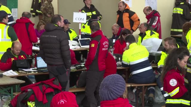 Rescuers refuse to give up hope of finding more survivors under the rubble of a hotel in central Italy swept away by a devastating avalanche