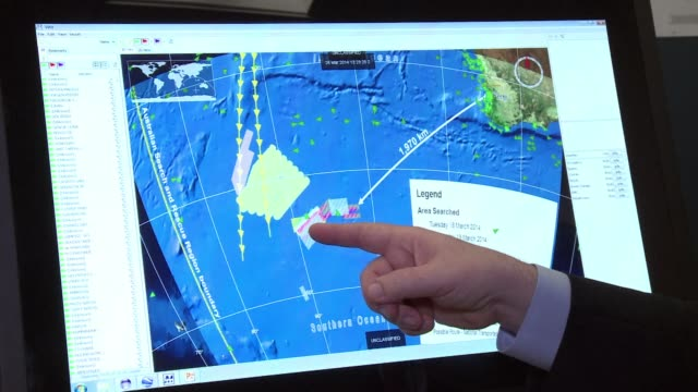 vídeos de stock e filmes b-roll de research company metron inc was instrumental in finding the downed air france 447 flight to rio using statistical models to level down the most... - encontrar