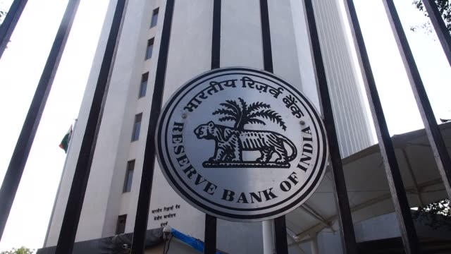 Reserve Bank of India RIB India Economy Rupee Mumbai Reserve Bank of India on August 23 2013 in Mumbai India