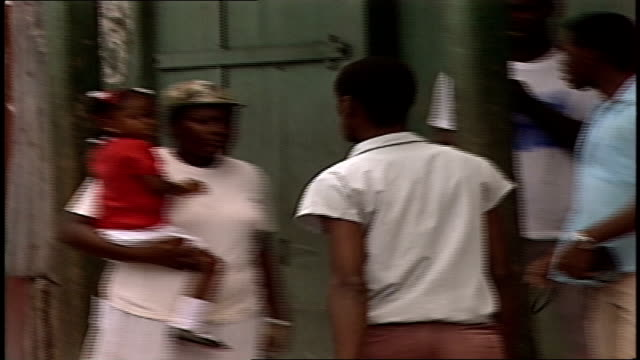 Residental Jamaica Streets