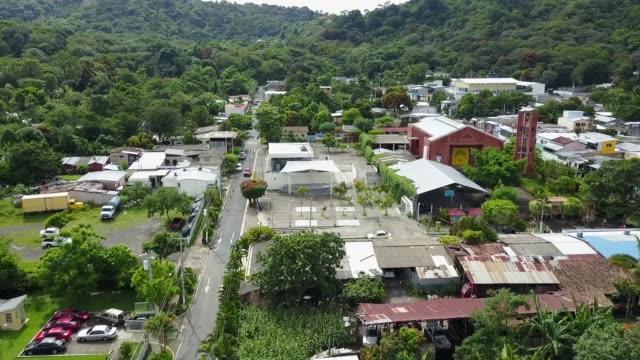 Residential are in NuevoCuscatlán, El Salvador