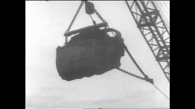 1961 residential development in tokyo - 経済点の映像素材/bロール