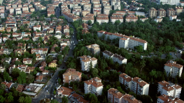 Residential Neighborhoods In Istanbul