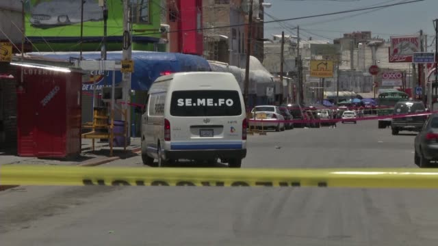 residents are scared to go out and vote in mexico's upcoming general elections following the violent death of at least 14 people in three separate... - northern mexico stock videos & royalty-free footage
