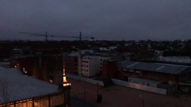 URY: Uruguay plunges into darkness as electricity fails in various parts of South America