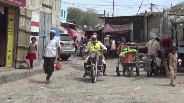 YEM: Residents in Yemen's Khokha react to rebels pullout from Hodeida port