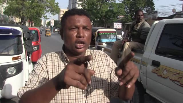 Residents of Mogadishu in Somalia reacted angrily to reports from US senators that President Donald Trump described African nations El Salvador and...