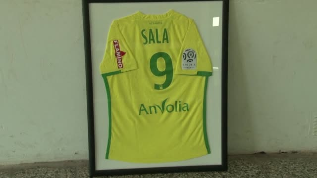 residents of progresso argentina the hometown of missing football player emiliano sala are in disbelief after the cardiff striker disappeared... - hometown stock videos and b-roll footage