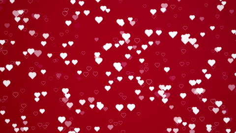4k resolution - happy valentines day backgorund(loopable) - faded condition stock videos & royalty-free footage
