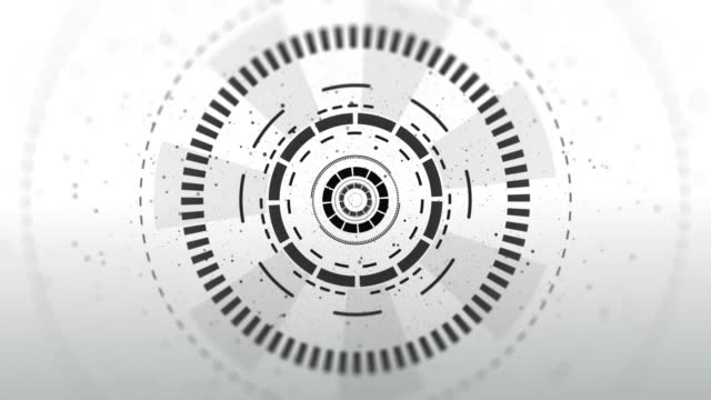 4K Resolution - HUD Elements - Technology
